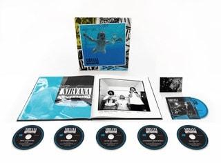 Nevermind: 30th Anniversary - 5CD + Blu-ray