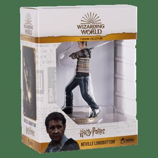 Neville Longbottom: Harry Potter 1:16 Figurine With Magazine: Hero Collector