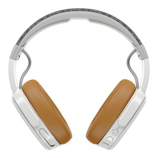 Skullcandy Crusher Grey/Tan Bluetooth Headphones