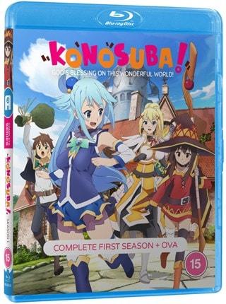 Konosuba: God's Blessing On This Wonderful World - Season One