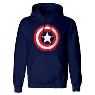 Captain America Shield Distressed