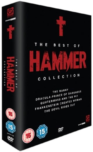 The Best of Hammer Collection