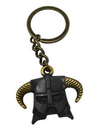 Elder Scrolls: Skyrim Limited Edition Keyring