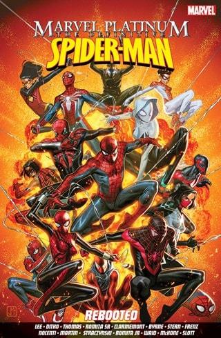 The Definitive Spider-Man Rebooted - Marvel Platinum