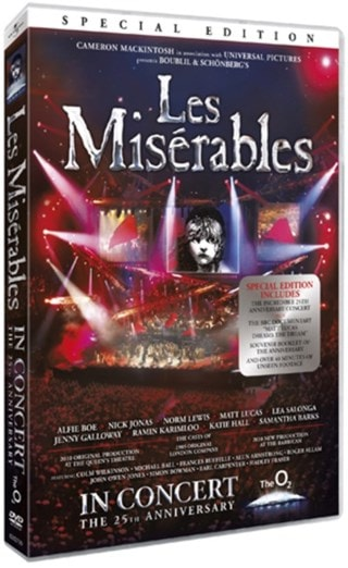 Les Miserables: In Concert - 25th Anniversary Show