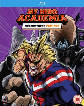 My Hero Academia: Season Three, Part One