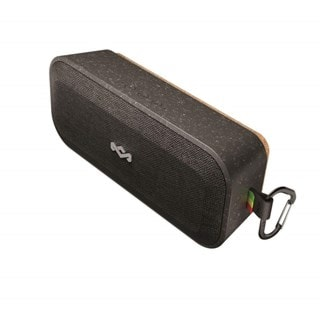 House Of Marley No Bounds XL Signature Black Bluetooth Speaker