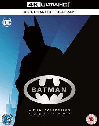 Batman: The Motion Picture Anthology