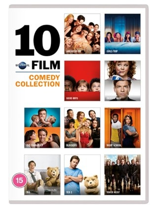 10 Film Comedy Collection