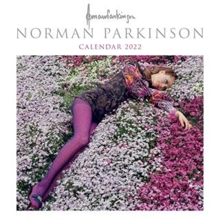 Norman Parkinson Square 2022 Calendar