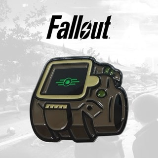 Fallout: Pit Boy: Limited Edition Pin Badge