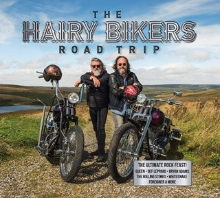 The Hairy Bikers Road Trip