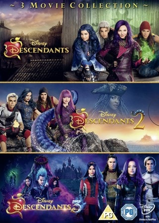 Descendants: 3-movie Collection