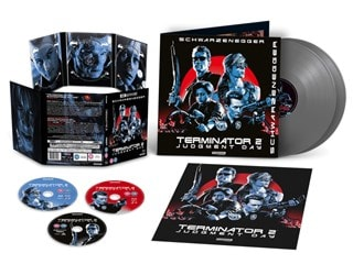 Terminator 2 - Judgment Day 30th Anniversary Limited Edition 4K Ultra HD Vinyl Edition