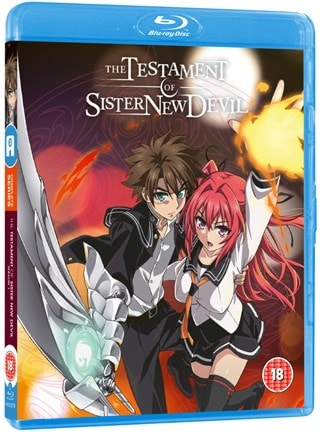 The Testament of Sister New Devil: Season 1