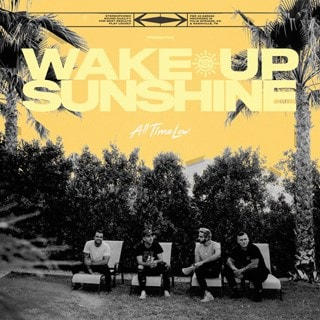 All Time Low - Wake Up Sunshine - hmv Exclusive Picture Disc LP & hmv Leeds Event Entry