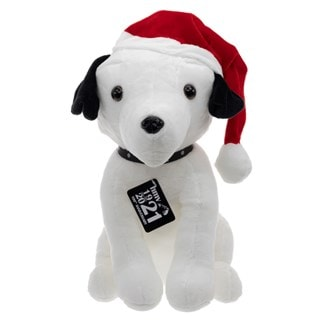 Nipper hmv Dog Christmas 2021 (Large) Soft Toy