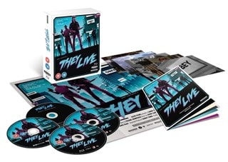 They Live Limited Collector's Edition