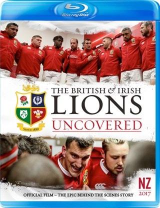 British and Irish Lions: Uncovered