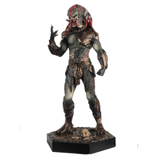 Berserker Predator Figurine: Hero Collector
