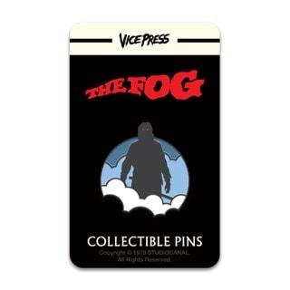 The Fog: Captain Blake Pin Badge