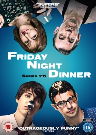 Friday Night Dinner: Series 1-5