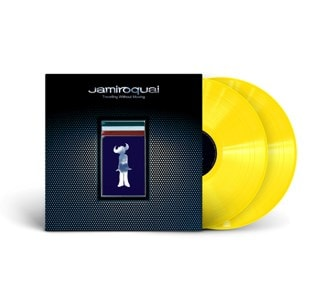 Travelling Without Moving - 25 Anniversary Yellow Vinyl