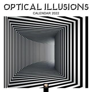 Optical Illusions Square 2022 Calendar
