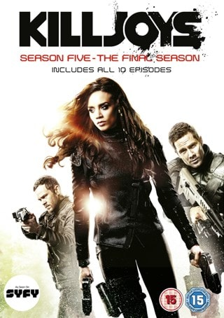 Killjoys: Season Five