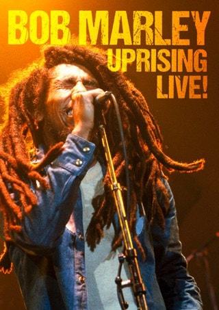 Bob Marley: Uprising Live!
