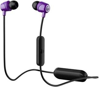 Skullcandy Jib BT Black/Purple Bluetooth Earphones