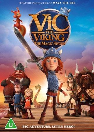 Vic the Viking - The Magic Sword