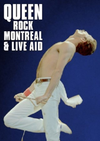 Queen: Rock Montreal/Live Aid