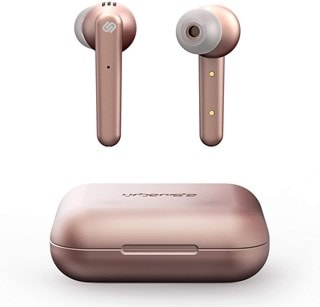 Urbanista Paris Rose Gold True Wireless Bluetooth Earphones