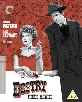 Destry Rides Again - The Criterion Collection