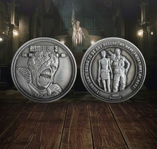 Resident Evil 3: Limited Edition Coin