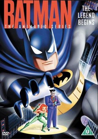 Batman - The Animated Series: Volume 1 - The Legend Begins