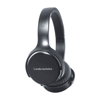 Audio Technica ATH-OX5 Sonic Fuel Premium Black On-Ear Headphones