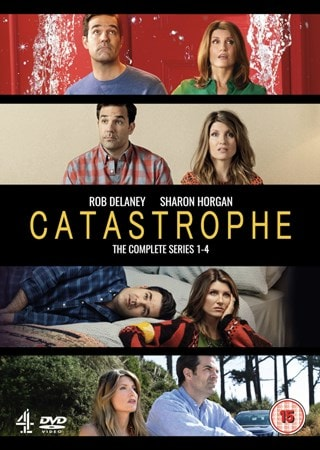 Catastrophe: The Complete Series 1-4