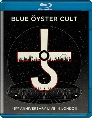 Blue Oyster Cult: 45th Anniversary Live in London
