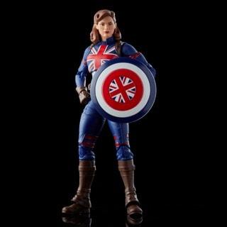 Marvel's Captain Carter: Hasbro Marvel Legends Series Action Figure