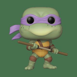 Donatello (17) Teenage Mutant Ninja Turtles: 1990 Pop Vinyl