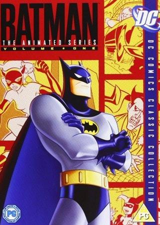 Batman: The Animated Series - Volume 1