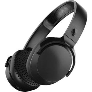 Skullcandy Riff Black Bluetooth Headphones