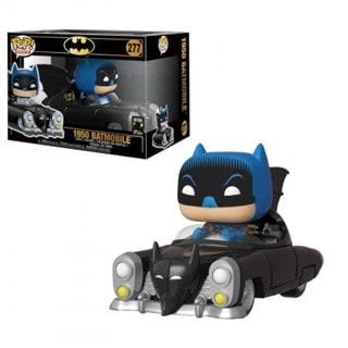 1950s Batmobile (277) Batman (DC) Pop Vinyl Rides