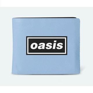 Oasis Blue Premium Wallet