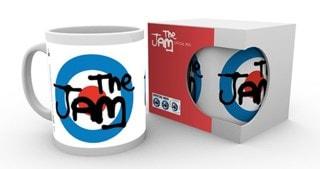 Jam Target Mug