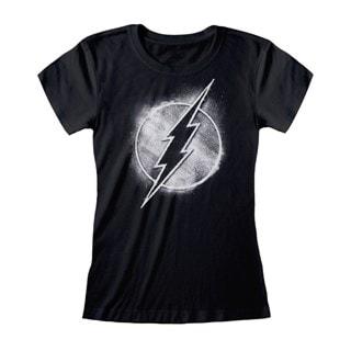 Flash: Distressed Mono Logo