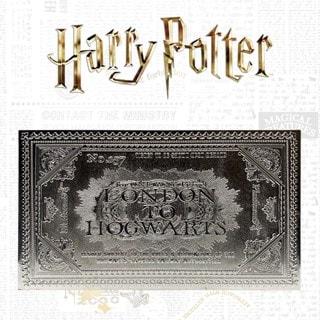 Harry Potter: Hogwarts Train Ticket Metal Replica (online only)