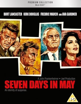 Seven Days in May (hmv Exclusive) - The Premium Collection